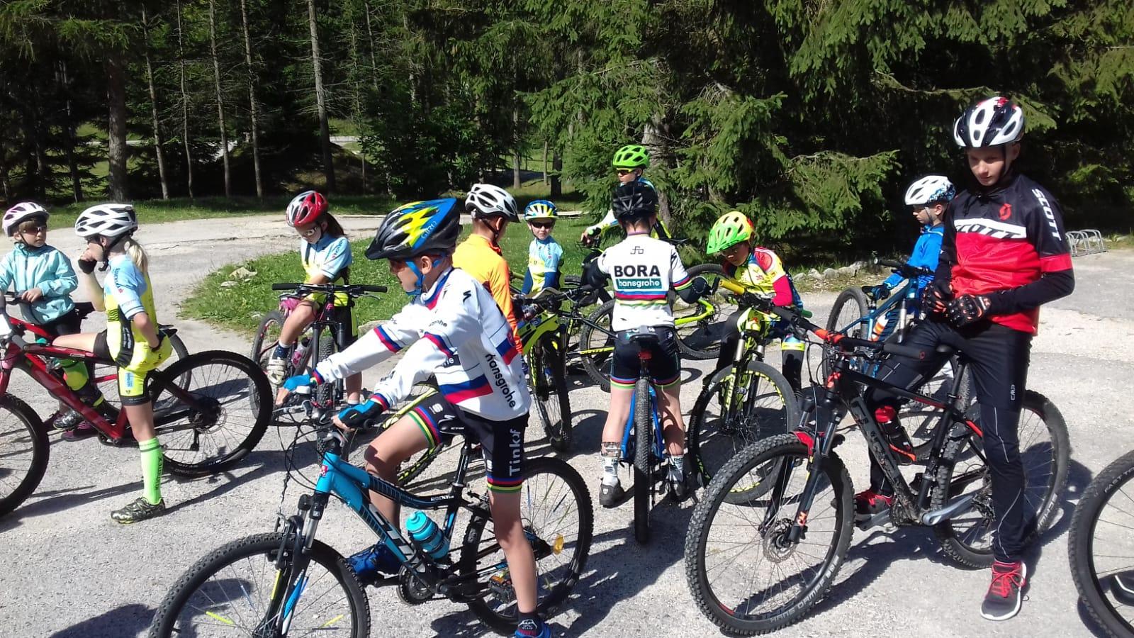90980b0960e0e Kemp Petra Sagana 2018 - Rajecká Lesná - Cyklokempy Petra Sagana