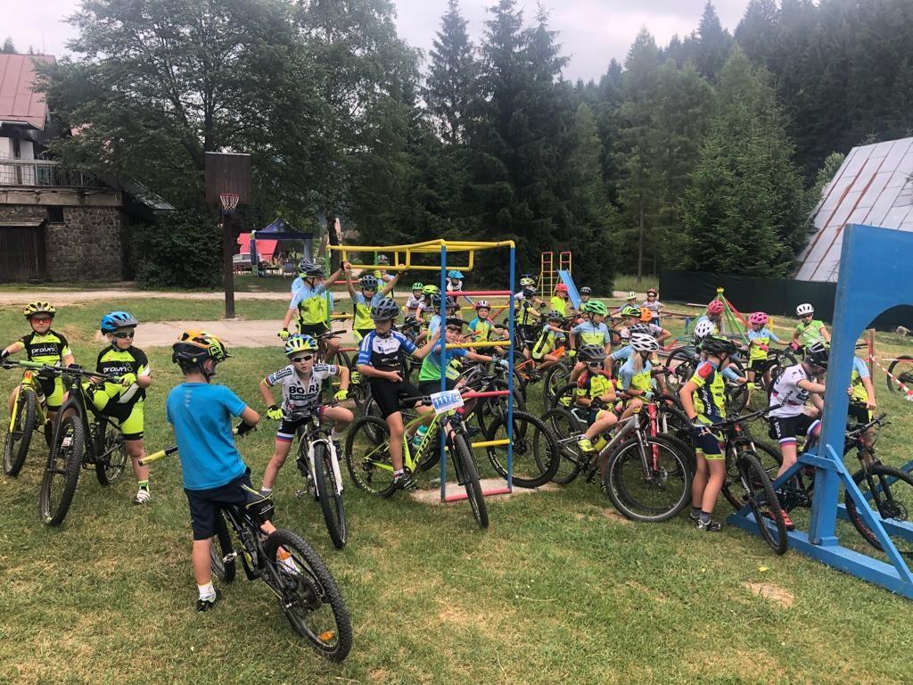 40d5ee41b5801 Kemp Petra Sagana 2019 - Rajecká Lesná - Cyklokempy Petra Sagana